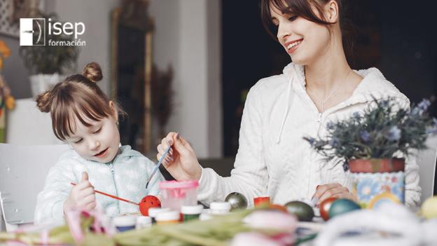 La crianza y las terapias artísticas y creativas