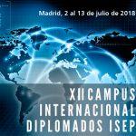 Nueva Convocatoria de Diplomados en Madrid para Julio 2018