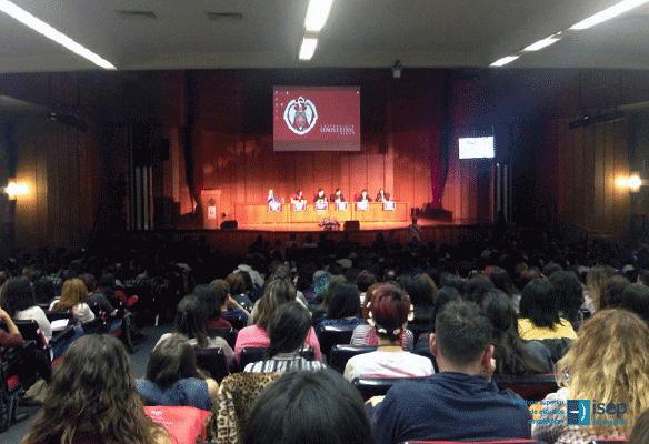 isep participa en el congreso nacional de estudiantes de psicología en madrid