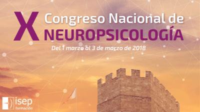 ISEP participa en el X Congreso Nacional de Neuropsicología