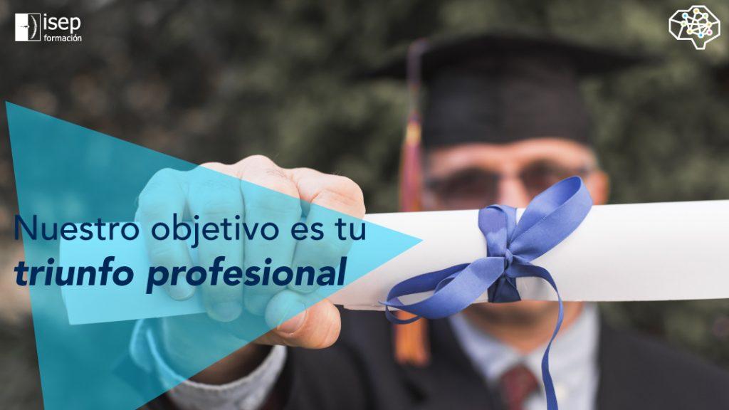 ISEP gracias diploma